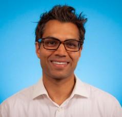Dr. Samir Gupta, St. Michael's Hospital (IMAGE)