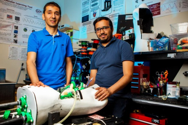 Concordia researchers develop new method to evaluate artificial heart valves
